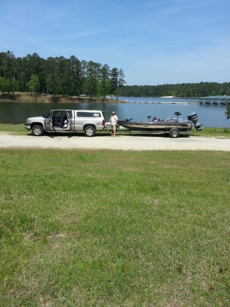 Anyone familiar with clarks hill lake georgia outdoor for Clarks hill lake fishing report