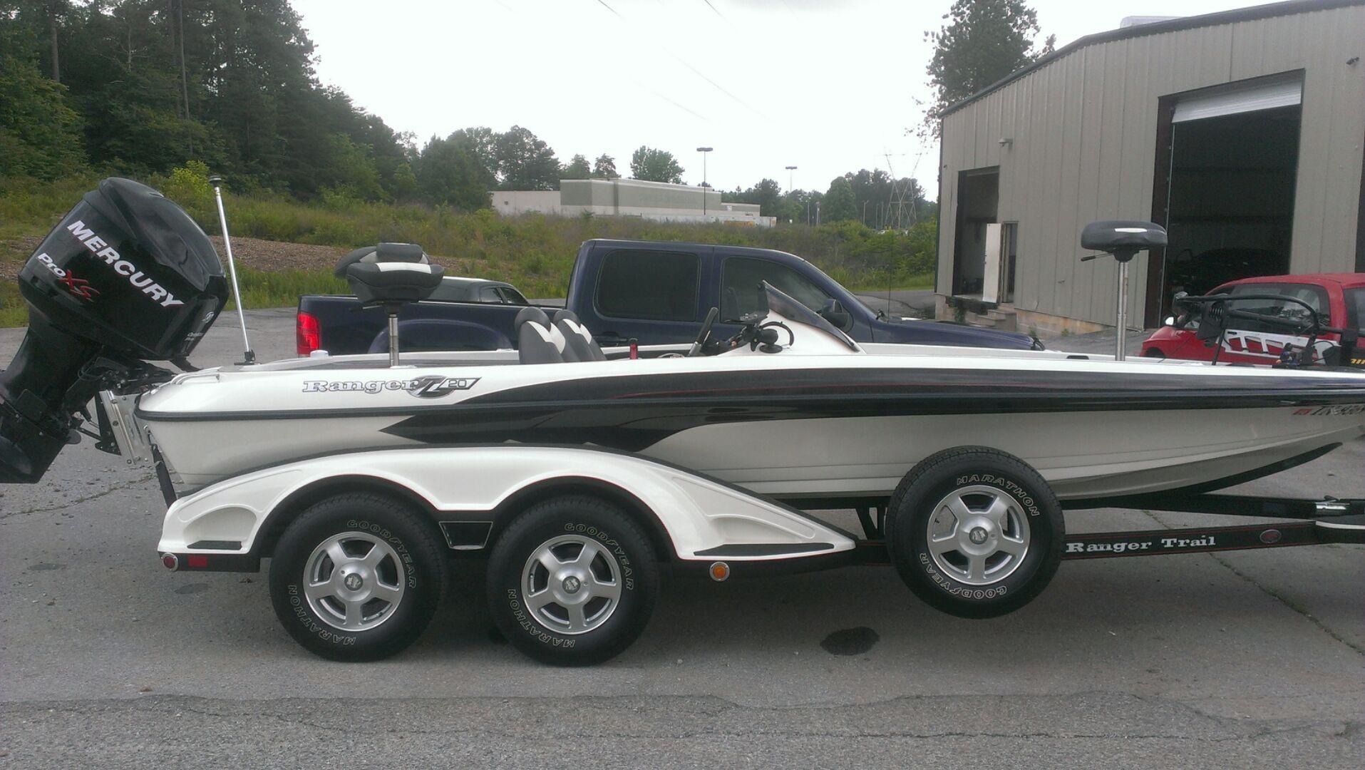 Ranger Boat